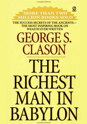 The Richest Man in Bablylon Book